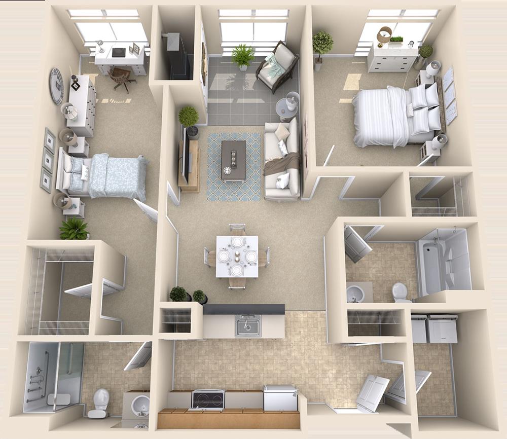 Hampton Terrace Apartments