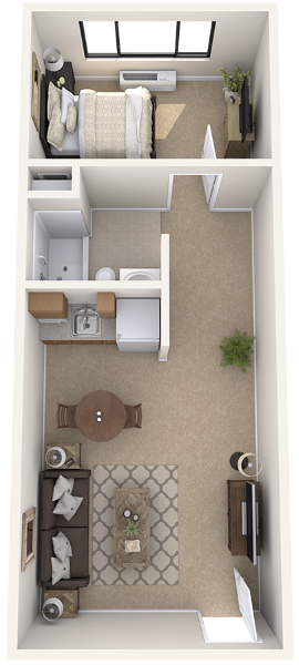arbor-terrace-middletown-one-bedroom