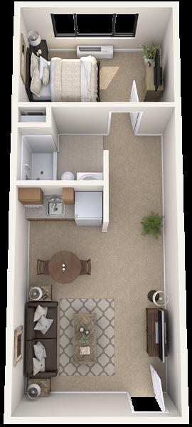 arbor-terrace-middletown-one-bedroom