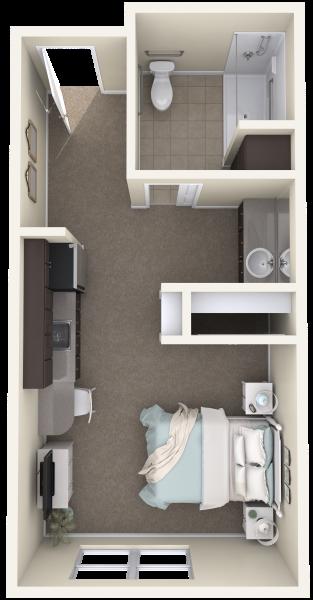 arbor-terrace-mountainside-memory-care-accessible-studio