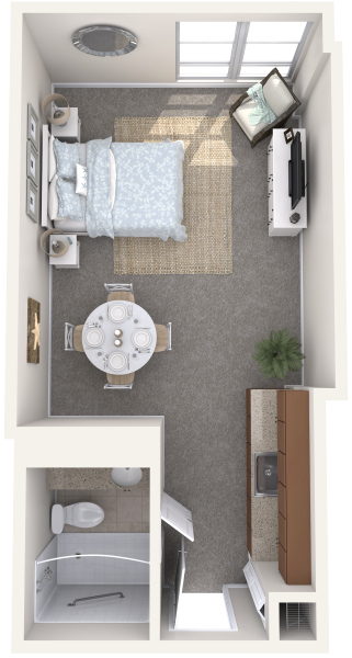 the-summit-of-uptown-park-ridge-memory-care-studio