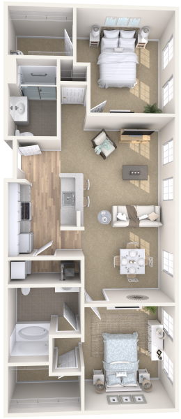 arbor-terrace-teaneck-two-bedroom-sample-a