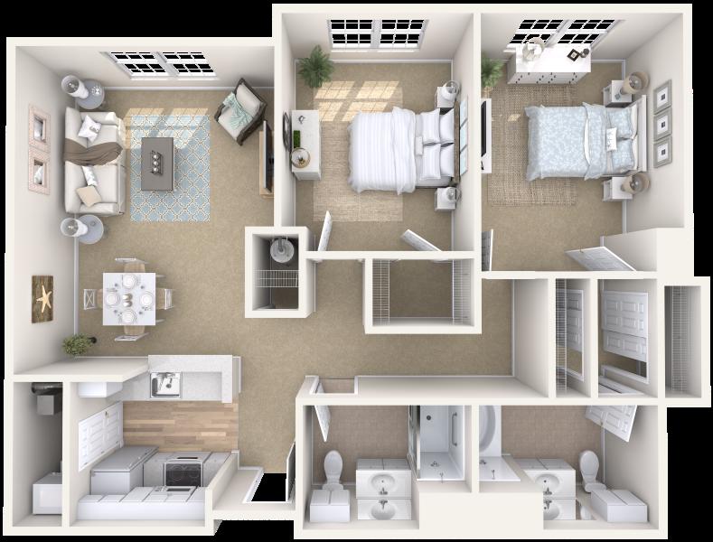 arbor-terrace-teaneck-two-bedroom-sample-c