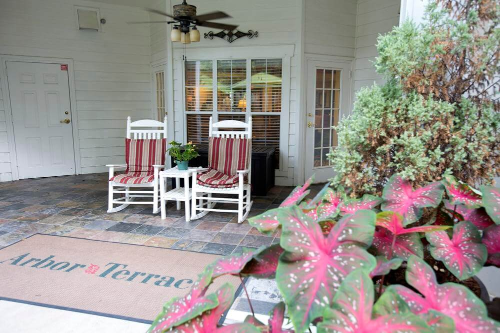 Arbor Terrace Resident Still Making News