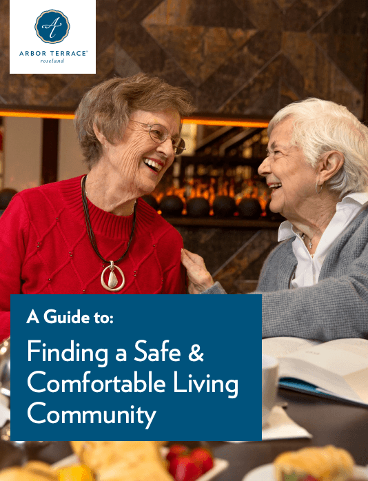 Safe and Comfortable ebook Cover - Roseland