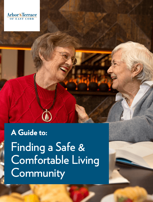 A Guide to Finding a Safe & Comfortable Senior Living Community