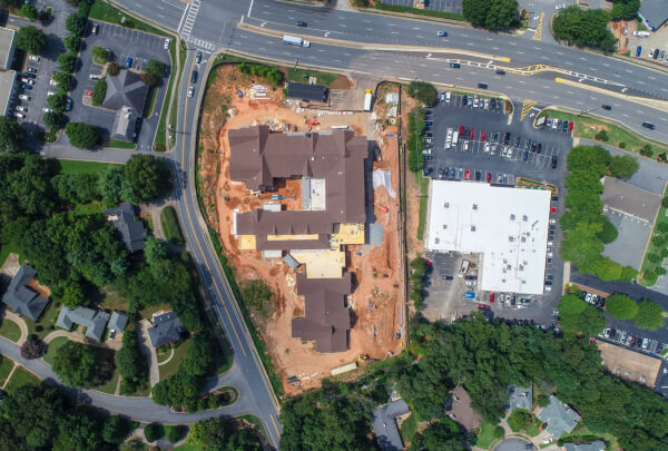 Solona East Cobb Construction August 2018 10