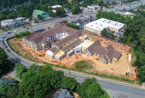 Solona East Cobb Construction August 2018 2