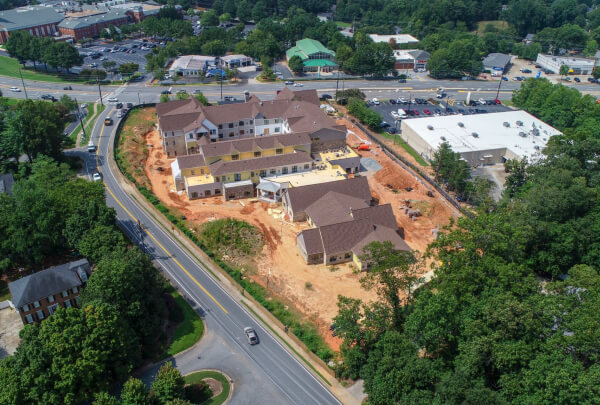 Solona East Cobb Construction August 2018 3