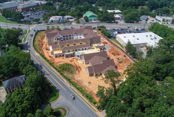 Solona East Cobb Construction August 2018 3