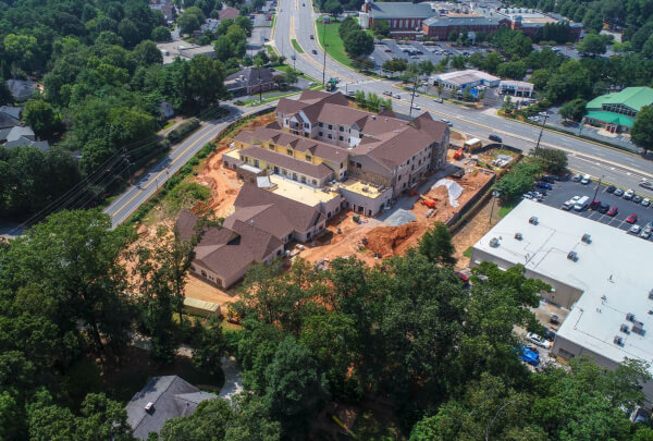 Solona East Cobb Construction August 2018 5