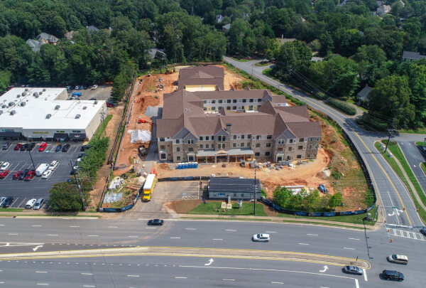 Solona East Cobb Construction August 2018 8