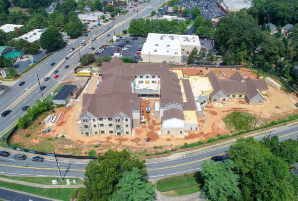 Solona East Cobb Construction August 2018 9